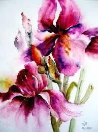 2f2d8ea4d353dc29fc3ceca067b74843 jpg 600 812 pixels art iris watercolor and flowers