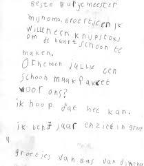 Nieuwjaarsvegen Verhalenwedstrijd Brief Van Bas Gave Kleurplaat