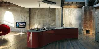 ultra modern interior design. Alessi Kitchen Interiors Rustic Ultra Modern Dramatic Interior Design By And