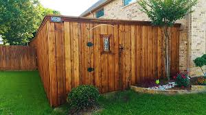 wood privacy fences. Wood Fence Types Denton Backyard Fences Privacy