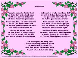 Mutterliebe Friedrich Wilhelm Kaulisch Medienwerkstatt Wissen