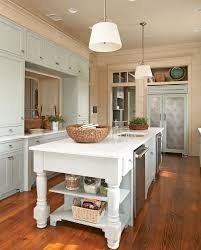 Arts And Crafts Kitchen Lighting Arts Crafts Kitchen Remodeling With 2 Tier Kitchen Islands In