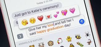 emoji text huge messages update will bring emoji tricks hidden texts tons