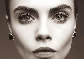 cara delevingne eyebrow