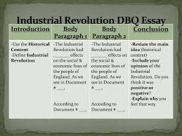 industrial revolution essay the industrial revolution essay