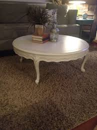 shabby chic antique white coffee table in wayne illinois grey and white shabby chic coffee table