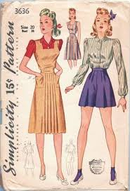 Vintage Patterns Wiki Adorable Simplicity 48 Via Vintage Pattern Wiki Inspiration 48s