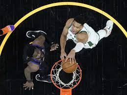 Basketball-Profiliga: Ein Giannis reicht nicht: Bucks 0:2 hinten in  NBA-Finals - Sport - Schwarzwälder Bote