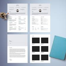 Free Classy Resume Template Free Design Resources