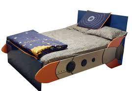 Rocket Toddler Bed 15 transportation themed toddler beds | home design lover