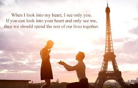 Proposal Quotes New Marriage Proposal Quotes For Lover With Will You Marry Me Images