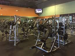 photo of anytime fitness phoenix az united states plate loaded equipment