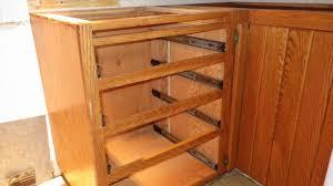 Kitchen Cabinet Sliding Shelf Kitchen Upgrade New Drawer Slides Windy Weather
