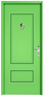 front door clipart. Front Door Green PNG Clip Art Clipart T
