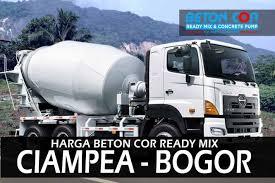 47 likes · 4 talking about this. Harga Beton Cor Di Ciampea Bogor Per M3 Terbaru 2021