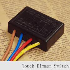 220 v lamba dokunmatik anahtarı dokunmatik on off sensör anahtarı masa lambası yıldırım koruma ve