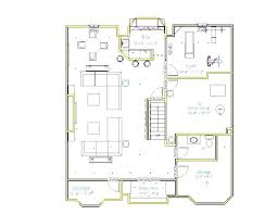 Basement Designs Plans Inspiration Finished Basement Floor Plans Noahsarkrescue