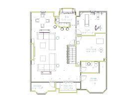 Basement Designs Plans Unique Finished Basement Floor Plans Noahsarkrescue