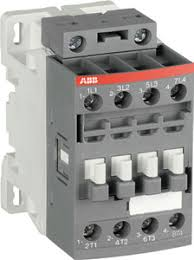 lead motor vfd page  happens a lot abb contactors that s why i rarely use them on smaller systems