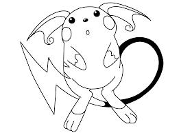 Pokemon Gentil Coloriages Pokemon Coloriages Pour Enfants