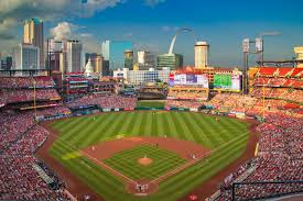 Busch Stadium St Louis Cardinals Ballpark Ballparks Of