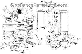 mcf 502414000009 defrost timer appliancepartspros com part diagram