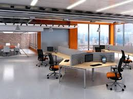 awesome open office plan coordinated. Office Awesome Open Plan Coordinated