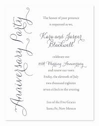 50th anniversary invitation cards luxury 11 best 25th wedding anniversary party ideas images on
