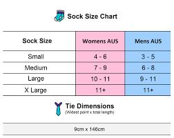 Point 6 Socks Size Chart Sizing Chart Mugsocks