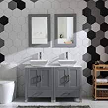 Amazon Com Small Double Sink Vanities
