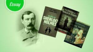 essay on my favorite author sir arther conan doyle essay on my favorite author