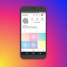 instagram profile template. Perfect Profile 26 Creative Instagram Bio Examples That Will Get You Followers Throughout Profile Template I