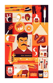 Swanson Chart Of Greatness Ron Swanson Parks Recreation