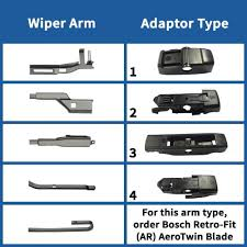 Wiper Blade Fit Chart Wiper Blades Guide Ultimate Guide To Understanding