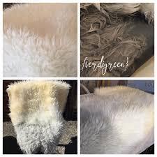 faux fur area rug fake sheepskin rug faux lambskin