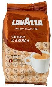 <b>Кофе</b> в зернах <b>Lavazza Crema</b> e Aroma — купить по выгодной ...