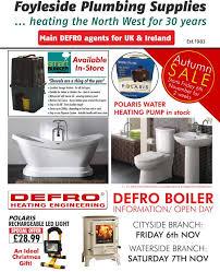 foyleside plumbing supplies stoves baths derry londonderry