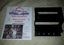 opel gt all metal fuse box new image is loading opel gt all metal fuse box new