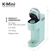 Multifunctional mini hand manual coffee grinder maker & coffee bottle portable. Keurig K Mini Coffee Maker Single Serve K Cup Pod Coffee Brewer 6 To 12 Oz 611247374313 Ebay