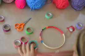 Dream Catcher Craft For Preschoolers Delectable DIY Dream Catchers Made By Kids ARTBAR