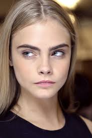 nothing less than perfect cara delevingne cara delevingne without makeup eyebrows