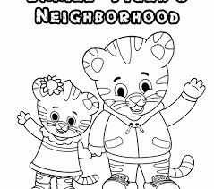 Small Picture Daniel Tiger Coloring Pages Best Coloring Pages adresebitkiselcom