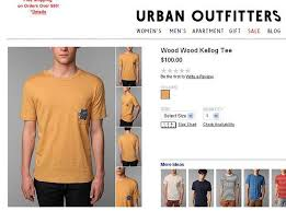 Urban Outfitters Pants Size Chart Urban Outfitters Jewish Star T Shirt From Controversial