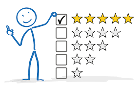 Image result for five star reviews