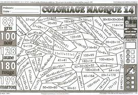 124 Dessins De Coloriage Magique Ce2 Imprimer Destin Coloriage
