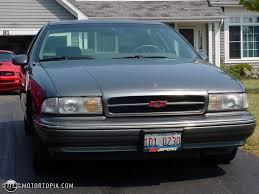 1991 Chevrolet Caprice Classic LTZ id 17106
