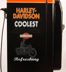 Harley Davidson Vending Machine Fascinating Harley Davidson Vending Machine Soda Or Beer