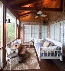 screen porch furniture ideas. Small Screen Porch Decorating Ideas Screened In Furniture Home