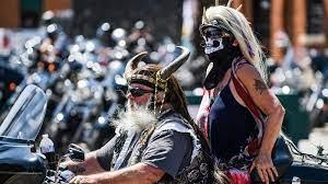 Riders begin to gather in South Dakota ...