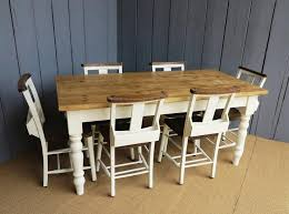 natural farmhouse kitchen table home design blog pine kitchen table and benches